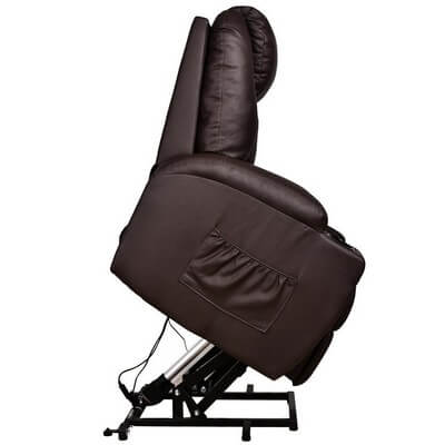 MAGIC UNION Power Lift Heated Vibrating Electric Massage Recliner