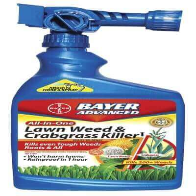 Bayer Advanced 704080 All-in-One Lawn Weed