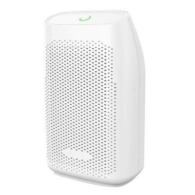Dehumidifier, hysure 700ml Water Tank Mini Dehumidifier