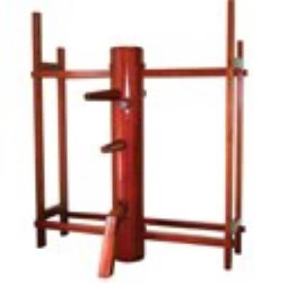 Traditional Wing Chun Wooden Dummy with Stand