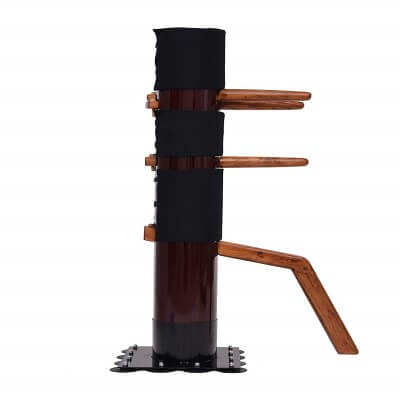 Wing Chun Mind Wooden Dummy Sale Mook Yang Jong Made of Iron Body WCM003