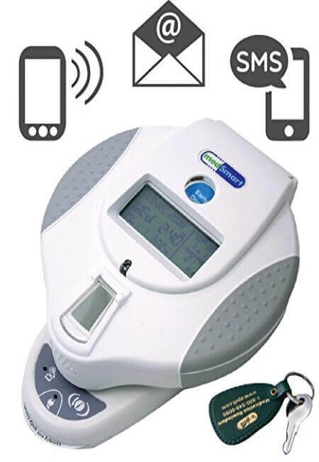e-Pill MedSmart Plus Monitored Automatic Pill Dispenser with SMS or Email alerts