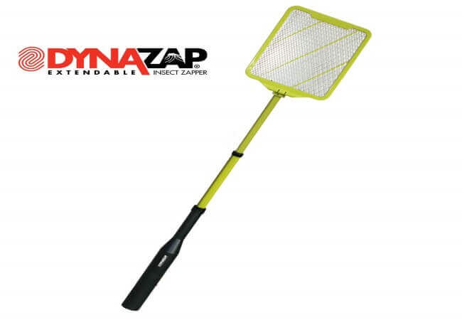 Dynazap DZ30100 Extendable Insect Zapper, Black,Green