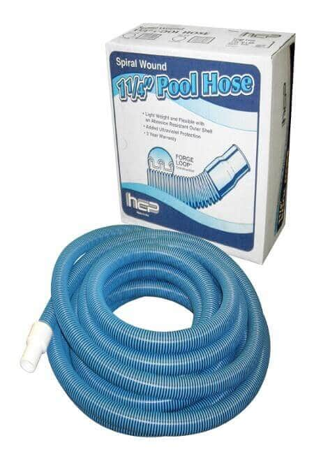 Haviland Vac Hose for Above Ground Pools, 18-ft x 1-1-4-in