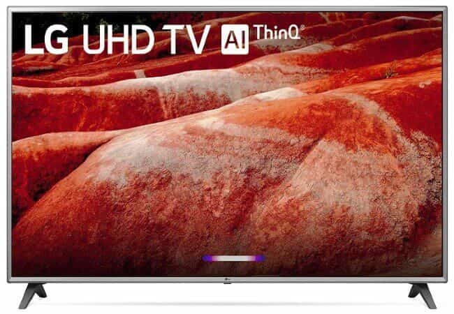 LG 75UM7570PUD Alexa Built-in 75 4K Ultra HD Smart LED TV