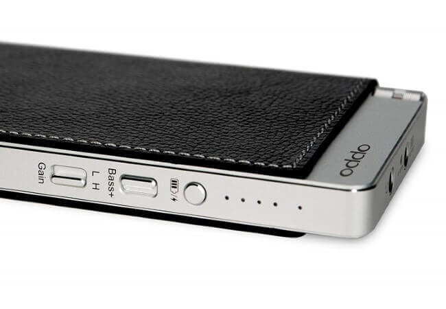Oppo HA-2 Portable Headphone Amplifier & DAC