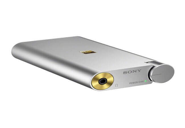 Sony PHA1A Portable Hi-Res DAC,Headphone Amplifier, Silver