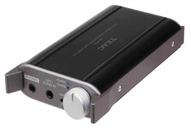 TEAC FBA_HA-P50-B Portable Headphone Amplifier HA-P50