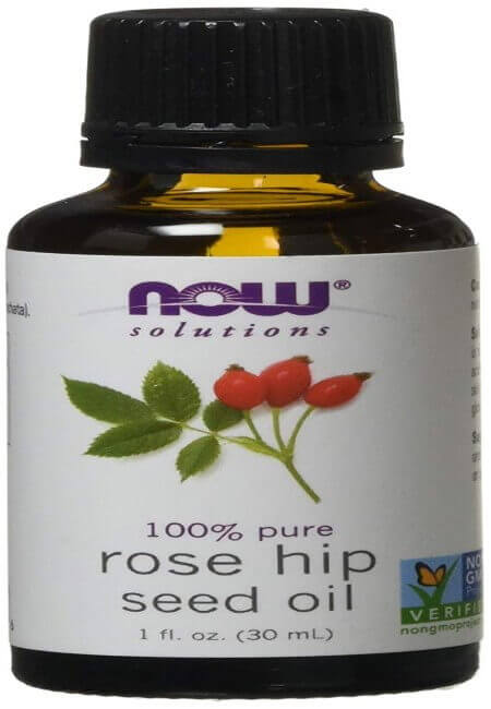 Now Solutions Rose Hip Seed Oil, 1-Ounce