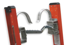 Werner, 92-88, Cable Hook and V Rung Assembly, Aluminum (Custom)